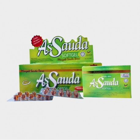Assauda Softgel Pack